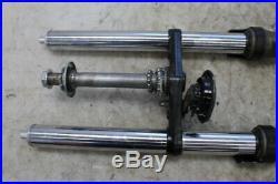 01 02 03 04 05 06 Honda Cbr600f4i Cbr 600 F4i Front Forks Shock Set Straight