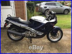 1987 Honda CBR600F