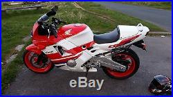 1992 Honda Cbr 600f Sport / Mint Original Condition