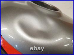 1993 Honda CBR 600 F2 Fuel Gas Tank Gas Tank Red Black Silver Gray White Wing