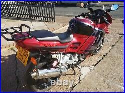 1994 HONDA CBR 600 F2 MOTORBIKE/MOTORCYCLE spares or repairs. Classic