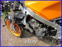 1994 cbr600f2 cbr 600 f repsol project spares repair