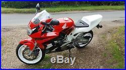 1997 Honda CBR600F Cbr 600 f 12 Months M. O. T Track day bike