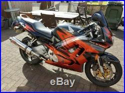 1997 Honda cbr 600 f