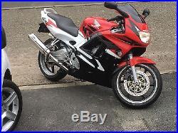 1998 Cbr 600f