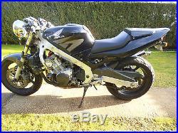 1998 HONDA CBR 600 F BLACK 50th anniversary limited edition