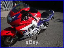 1998 Honda Cbr 600 F The Best Available