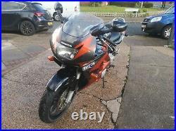 1998 Honda Cbr 600 F3 Only 18k Miles Motorbike/motorcycle Micron