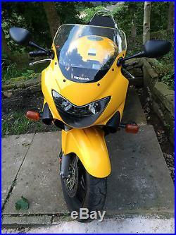 1999 Honda Cbr 600 F Yellow