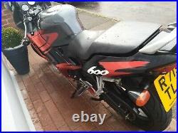 1999 Honda Cbr 600 F