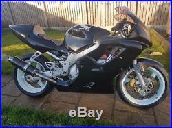 1999 cbr 600 f4 track bike