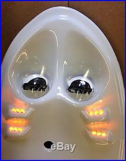 2 ROWS OF LEDS GLOSS ABS PLASTIC WHITE HONDA CBR600 F4i 2001-03 UNDERTAIL -NEW