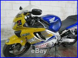 2000 Honda Cbr600f Cbr 600 Yellow Rossi Rep Nationwide Delivery Available