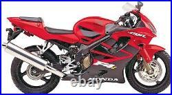 2001-2006 Honda CBR600F4i CBR600 F4i CBR 600 MiG Exhaust Slip on pipe high mount