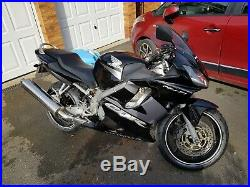 2001 Black Honda CBR 600F F4i CBR600F