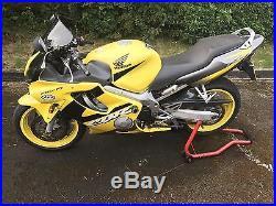 2001 Honda CBR 600 F1 / F4i