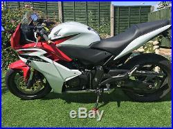 2011 Honda CBR 600 F CBR600 ABS