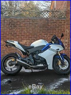 2011 Honda CBR600F 600cc