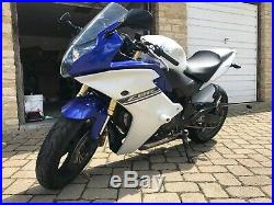 2011 Honda CBR600F Great Condition, Akrapovic Exhaust & Heated Grips