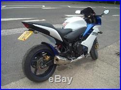 2011 Honda cbr600f 600cc Sports