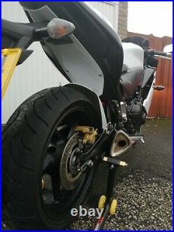 2014 Honda CBR600f ABS