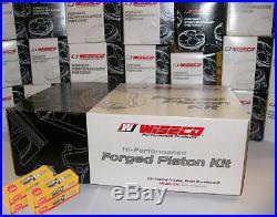 67mm Pistons Head Gasket Spark Plugs for Honda CBR600F3 1995-1998