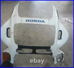 88-90 Honda Cbr600 F1 Hurricane Headlight Nose Shroud Fairing