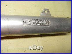 94 CBR600 CBR 600 F2 F 2 Honda Muzzy after market muffler pipe exhaust
