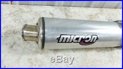 98 Honda CBR600 CBR 600 F3 Micron muffler pipe exhaust