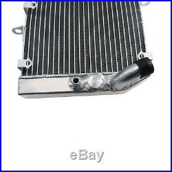 Aluminium Racing Radiator For Honda CBR600 F4 1999-2000 / CBR600 F4i 2001-2007