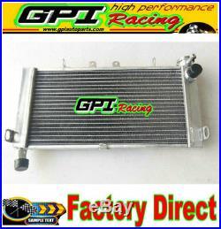 Aluminum radiator for HONDA CBR 600 F2 CBR600 F2 1991 1992 1993 1994 91 92 93