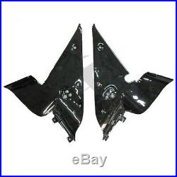 Black Injection ABS Fairing Kit For Honda CBR600F3 CBR 600 F3 97-98 1997 1998