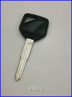 Blank key Fits Honda with CHIP CBR 600 F4i 929 954 CBR 1000RR CBR1100XX VFR800