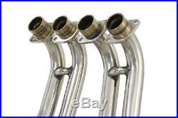 CBR 600 F 2001 2002 FS1 FS2 SPORT Exhaust Donwpipes Frontpipes Headers