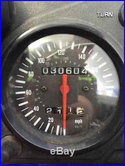 CBR 600 F Motorbike