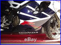 CBR 600 F Sport