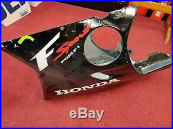 CBR 600 F Sport Track Day Plastics Full Set