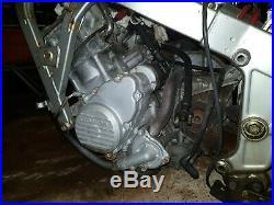 CBR 600 F1 1989 Engine and Parts