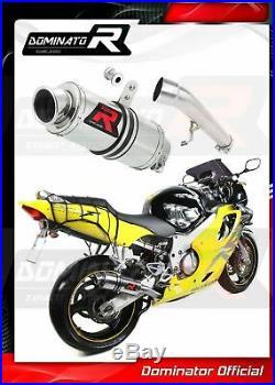 CBR 600 F4 Exhaust GP I Dominator Racing silencer muffler 1999 2000