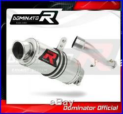 CBR 600 F4i SPORT Exhaust GP I Dominator Racing silencer muffler 2001 2002 2003