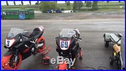 CBR 600 f Track Bike