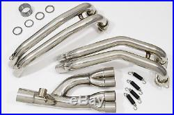 CBR600 CBR 600 F Down Front Pipes Headers F1 F2 F3 F4 F5 F6 F7 2001 to 2007
