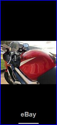 CBR600F 3800 miles from new