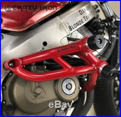 CRAZY IRON HONDA CBR600F4i STUNT CAGE