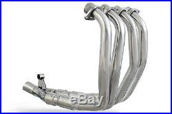 Cbr 600 F Exhaust Down Front Pipes Headers Collector Manifold Fx Fy 1999 2000