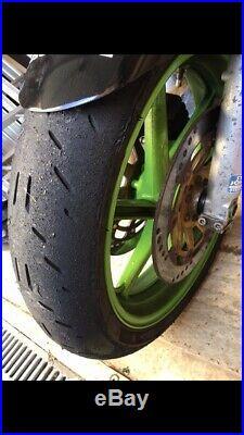 Cbr 600f track bike