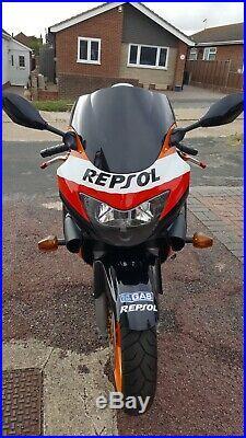 Cbr600 F4 Repsol Honda 1999