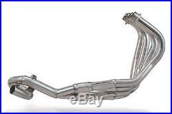 Cbr600f Cbr 600 Fa Exhaust Down Pipes Headers Race De Cat 11 12 13 + Gaskets