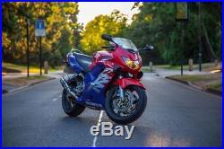 Cbr600f, low mileage FSH, professionally tuned 2018 with dynojet