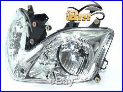 Coppia Fari Honda CBR 600 F4- F4I e SPORT 01/07 Faro Anteriore Chiaro Headlight
